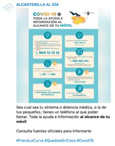 Información general Covid-19