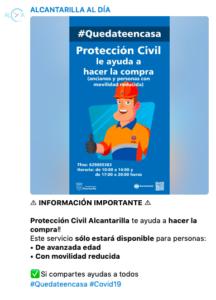 Servicio de Protección Civil